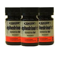 Ephedrin hcl